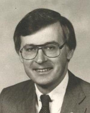 Gerald Baliles - Image: Gerald Baliles 1986