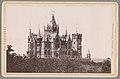 Gezicht op het slot Drachenburg Schloss Drachenburg (titel op object) Die Rheinlande (serietitel op object), RP-F-00-804.jpg
