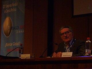 Gianfranco Pasquino Italian political scientist