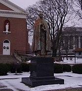 Gibault statue