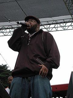 Gift of Gab (rapper) American rapper