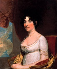 Dolley Payne Madison (Mrs. James Madison)