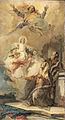 Giovanni Battista Tiepolo - God de Vader zendt de Maagd Maria aan haar ouders Joachim en Anna.jpg