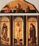 Giovanni Bellini - Tryptych of St Sebastian.jpg