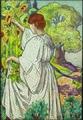 Gisbert Combaz - Poster for the Annual Exhibition for La Libre Esthetique of 1902.jpg