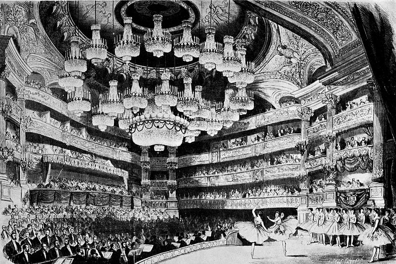 naturalism in theatre in the 19th century essay Free essay: the nineteenth century was a very important time in plays and playwrights throughout the world women were starting to make appearances also as playwrights in the theatre in this paper i'm going to discuss some of the nineteenth century playwrights and what they did.