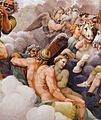 Giulio Romano - Vault - The Assembly of Gods around Jupiter's Throne (detail) - WGA09558.jpg