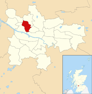 Partick East/Kelvindale (ward) electoral ward of the unitary authority of Glasgow
