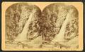 Glen Ellis Falls, near Glen House, White Mts, by Kilburn, B. W. (Benjamin West), 1827-1909 2.png