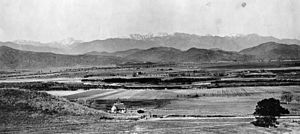 Glendale, California - The Glendale area in the 1870s