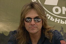 Glenn Tipton in 2005