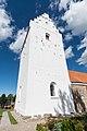 Glesborg Kirke (Norddjurs Kommune).Tårn.1.ajb.jpg