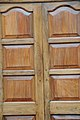 Goa, India -- Traditional-style wooden door.jpg