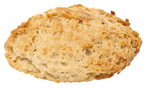 Rock cake - Image: Golden Krust Rock Cake