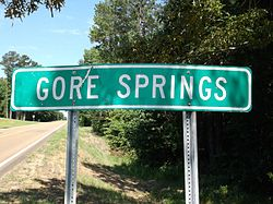 Gore Springs, MS