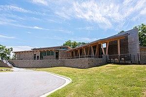 Gorges State Park - Gorges State Park Visitor Center