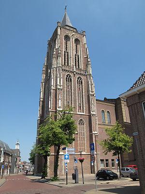 Gorinchem - Image: Gorichem, Grote Kerk foto 1 2010 06 27 13.37