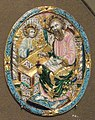 Gospel cover medallion - S.Matthew (1670-80s, GTG) by shakko.jpg