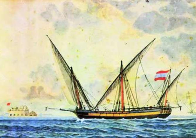 Graeco-Ottoman banner