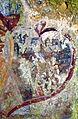 Grafenstein Skarbin Waldweg Felsbildstockmalerei rechte Haelfte 0404102007 94.jpg