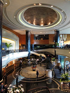 Hyatt American multinational hospitality company