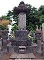 Grave of Tessyu YAMAOKA.jpg