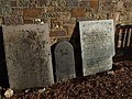 Gravestones, Meeth - geograph.org.uk - 569388.jpg