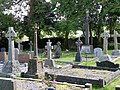 Graveyard at St Katherines - geograph.org.uk - 1440249.jpg