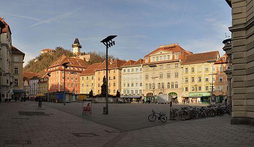 Graz - Hauptmarkt