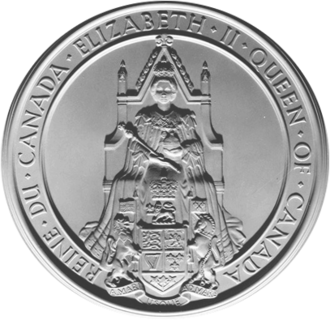 Keeper of the Seals - The Great Seal of Canada