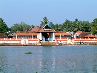 Thriprayar Shree Ramaswami Temple at Triprayar Great temple.jpg