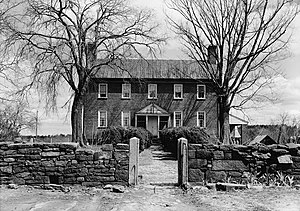 Green Hill (Long Island, Virginia) - Green Hill, HABS Photo