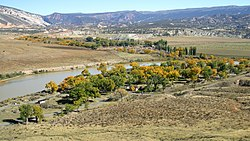 Green River-Cub Creek Valley UT 2005-10-14 2100.jpg