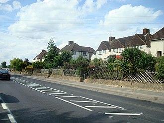 Darenth - Image: Green Street Green Road, Darenth geograph.org.uk 1402852
