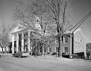 Greenbrier County Courthouse