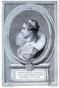Gregori after Traballesi - Christina of Salm, Duchess of Lorraine.jpg