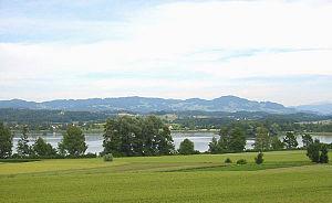 Greifensee und Bachtel