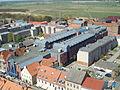Greifswald Dompassage vom-Turm-des-Doms-St.-Nikolai-aus-gesehen April-2009 SL272422.JPG