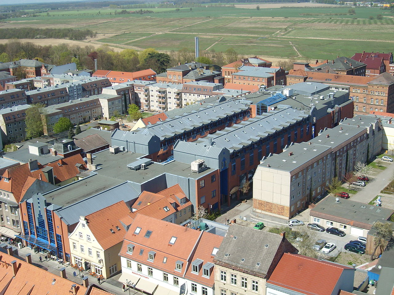 Dompassage Greifswald
