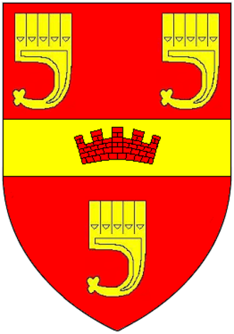 Francis Grenfell, 1st Baron Grenfell - Arms of Grenfell