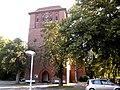 Grimmstrasse 39 Kiel Kirchturm.jpg