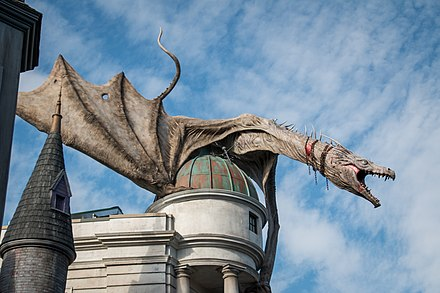 Magical Creatures In Harry Potter Wikiwand