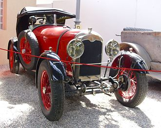 Grofri - Grofri manufactured 1928