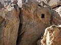 Grotto in Mallula, Syria.JPG