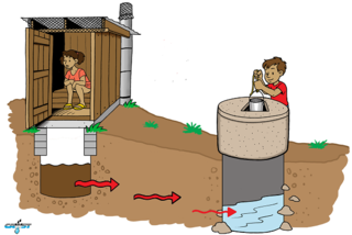 Waterborne diseases diseases caused by pathogenic microorganisms transmitted in water