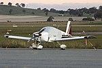 Grumman AA-1B (VH-BGT) at Wagga Wagga Airport.jpg