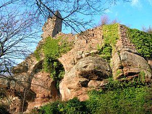 Château de Guirbaden - Château de Guirbaden