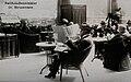 Gustav Stresemann reading newspapers. Wellcome V0049849.jpg