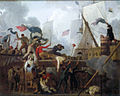 Héroïsme des marins du vaisseau Le Vengeur commandés par le capitaine Renaudin..jpg