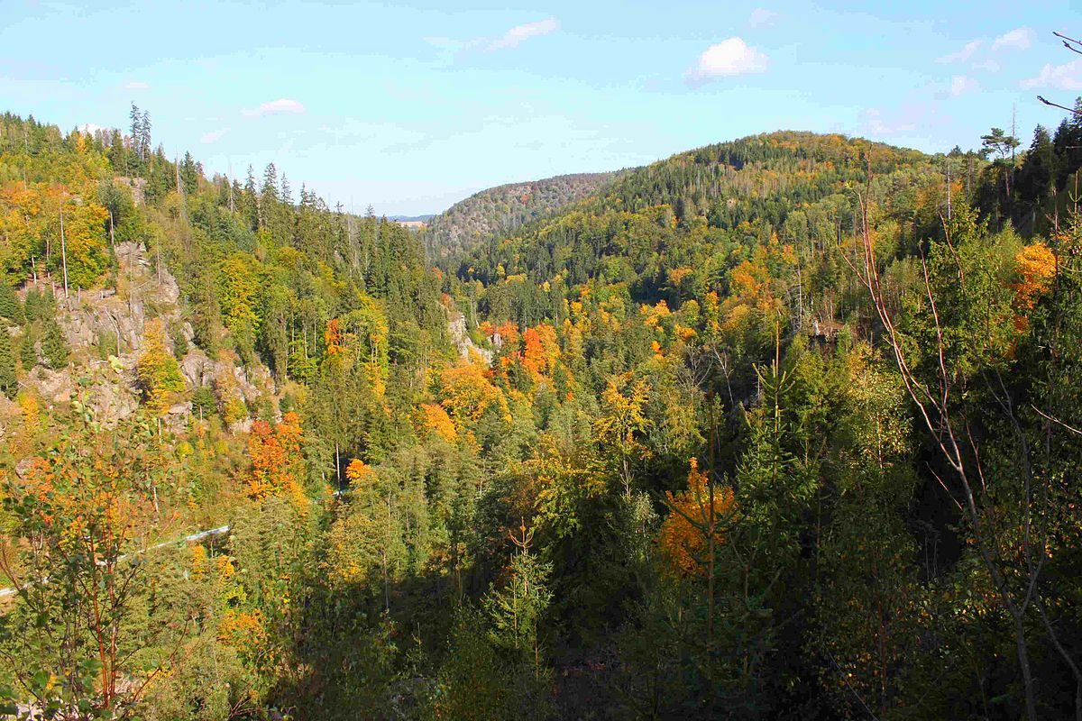 Höllental Frankenwald